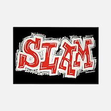 Slam Rectangle Magnet