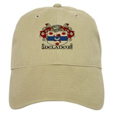 Delaney Coat of Arms Baseball Cap