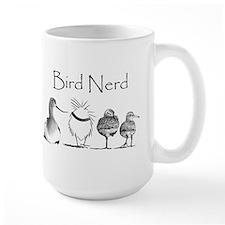 Wings Over Water - Bird Nerd Mug
