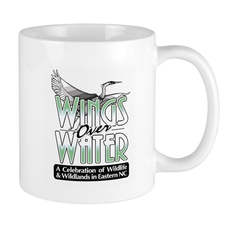 Wings Over Water Mug