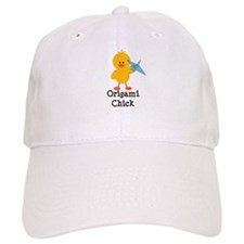 Origami Chick Hat