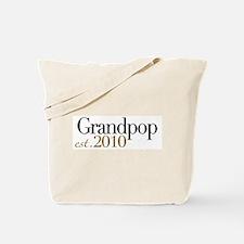 New Grandpop 2010 Tote Bag