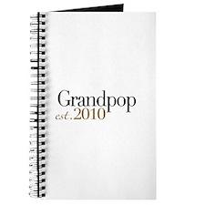 New Grandpop 2010 Journal