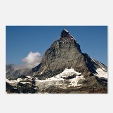 The Matterhorn Postcards (Package of 8)