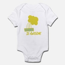 Cool Awesome Infant Bodysuit