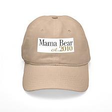 Mama Bear 2010 Baseball Cap