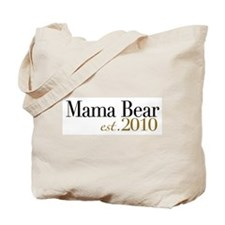Mama Bear 2010 Tote Bag