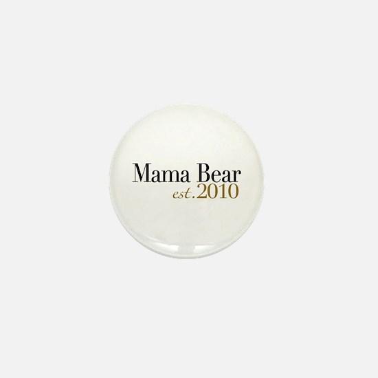 Mama Bear 2010 Mini Button
