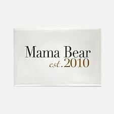 Mama Bear 2010 Rectangle Magnet