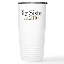 New Big Sister 2010 Travel Mug