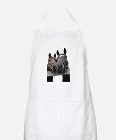 Kissing Horses Apron