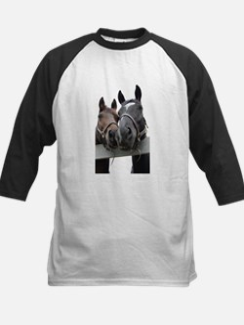 Kissing Horses Tee