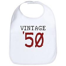 Vintage 1950 Bib