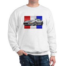 98-02 Silver Camaro Sweatshirt