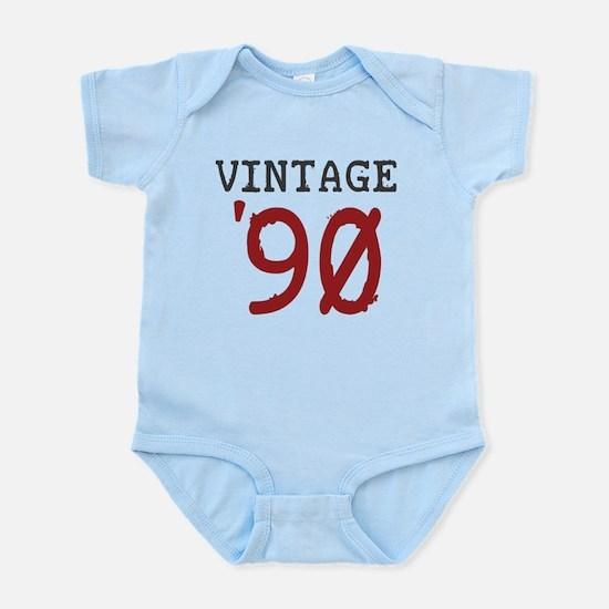 Vintage 1990 Infant Bodysuit