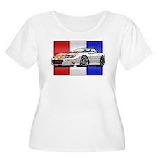 98-02 White Camaro SS T-Shirt