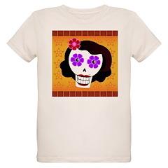 Female Skull T-Shirt