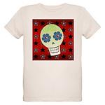 Skull Organic Kids T-Shirt