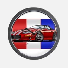 35th Anniversary Camaro Wall Clock