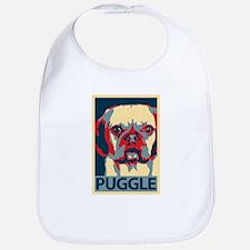 Vote Puggle! - Bib