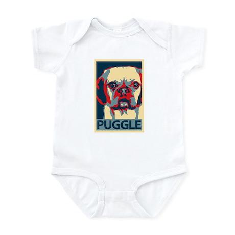 Vote Puggle! - Infant Bodysuit