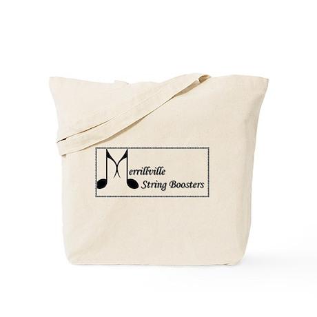 Booster Tote Bag