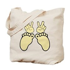 Peace Baby Maternity Tote Bag
