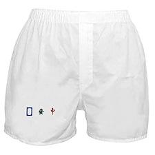 Unique Hung Boxer Shorts
