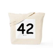 42 -  Tote Bag