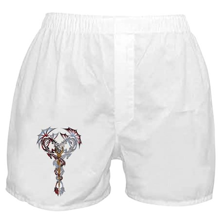 Tribal Dragons Boxer Shorts