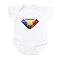 Super Pinoy Infant Bodysuit
