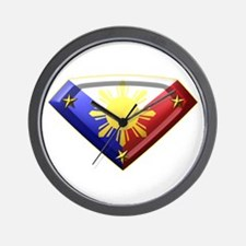 Super Pinoy Wall Clock