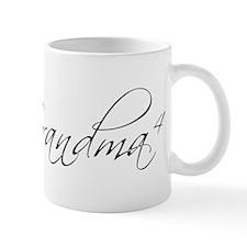 Grandma of 4 Mug