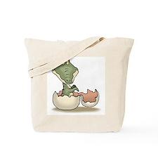 Alligator Baby Hatching Tote Bag