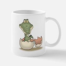 Alligator Baby Hatching Mug