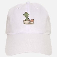 Alligator Baby Hatching Baseball Baseball Cap