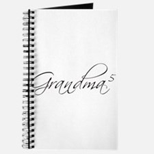 Grandma of 5 Journal