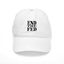 End the Fed! Baseball Cap