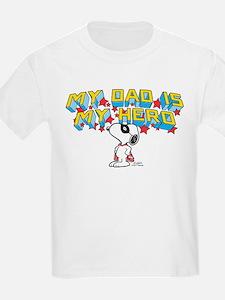 Peanuts Super Dad T-Shirt