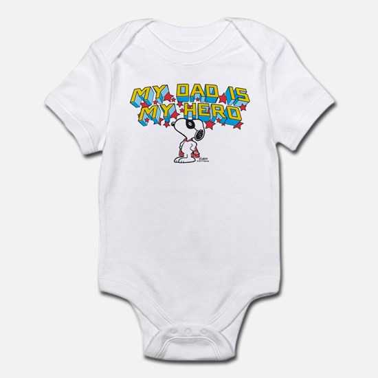 Peanuts Super Dad Body Suit