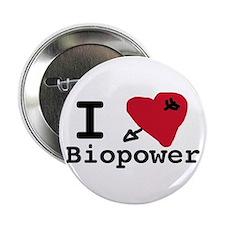 I Love Biopower Button