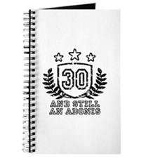 30th Birthday Journal