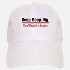 Beep Beep Dig Baseball Baseball Cap