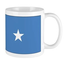 Somalia Flag Small Mug