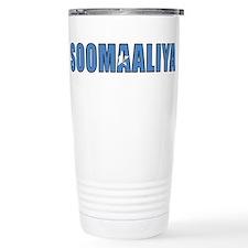 Somalia Thermos Mug