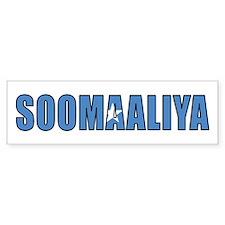 Somalia Bumper Car Sticker