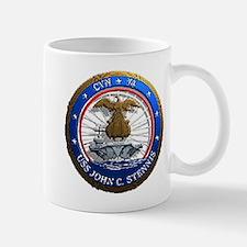 USS John C. Stennis CVN 74 USS Navy Ship Mug