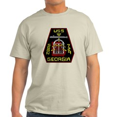 USS Georgia SSBN 729 US Navy Ship T-Shirt