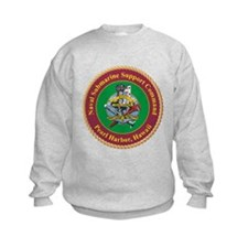 Naval Submarine Support Command Pearl Harbor Sweatshirt
