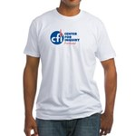 Skeptics Toolbox Fitted T-Shirt